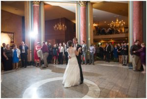Rotunda Waukesha WI wedding