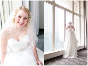 Milwaukee WI wedding photographer