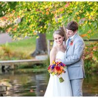 Black Bear Lodge Wedding, St. Germain WI