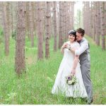 Intimate Lakeside Cabin Wedding in Eagle River, WI